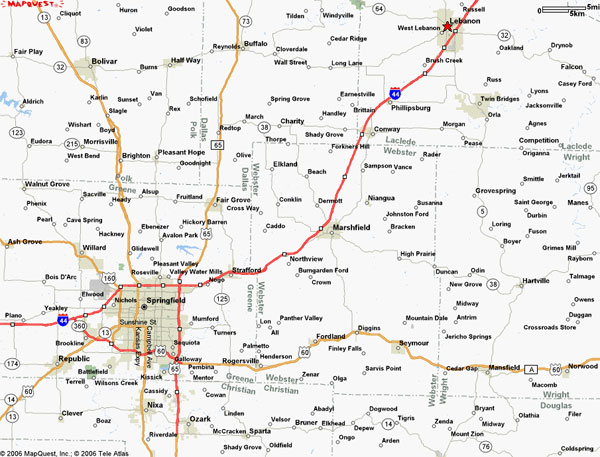 Mapquest lebanong map to the farm sciox Image collections